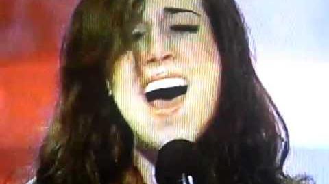 Bri - America's Got Talent 2009