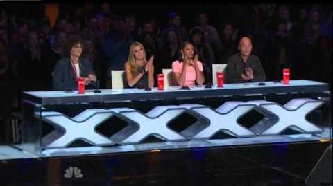 America's Got Talent 2015 Mountain Faith Band Auditions 6