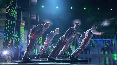 America's Got Talent 2016 Outlawz Dance Crew Live Shows S11E12