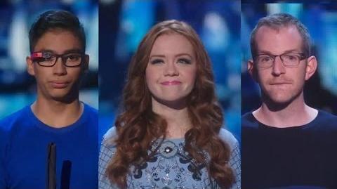 America's Got Talent 2015 S10E20 Live Shows Round 3 Results 3