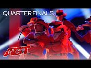 """Dokteuk Crew Dances to """"Montero (Call Me By Your Name)"""" by Lil Nas X - America's Got Talent 2021"""