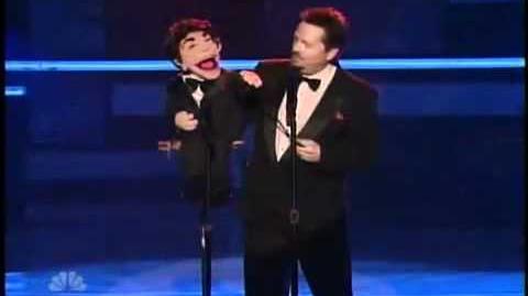 America's Got Talent Season 2 - Terry Fator - Top 8
