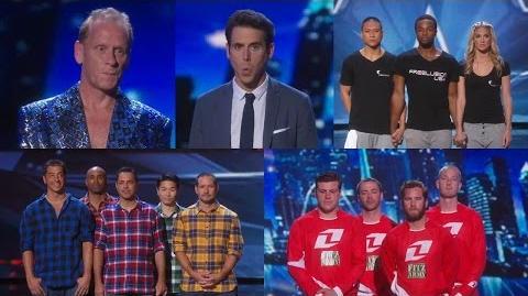 America's Got Talent 2015 S10E20 Live Shows Round 3 Results 2