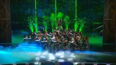 America's Got Talent 2015 S10E19 Live Shows - Chapkis Dance Family