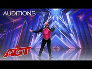 Twirl Act Takes Baton Twirling to New Heights - America's Got Talent 2021