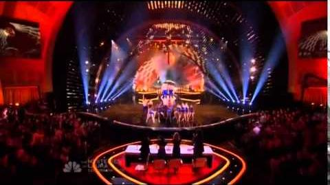 America's Got Talent 2014 AcroArmy 2nd Grand Final Performance