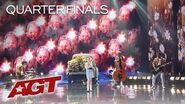 "Brilliant 13-Year-Old Ansley Burns Sings ""Swingin"" By LeAnn Rimes - America's Got Talent 2019"