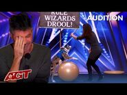 Can Simon Cowell EVER Say NO to a Dog Act on America's Got Talent?