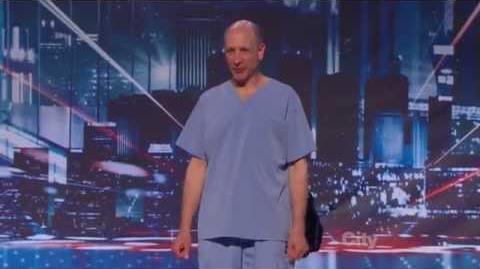 Bob Baker - America's Got Talent 2013 Season 8 Auditions