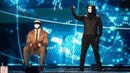 AGT Champions Semifinals Mark Spellman and X