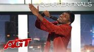 Usama Siddiquee Will Make You Laugh With His Hilarious Comedy - America's Got Talent 2020