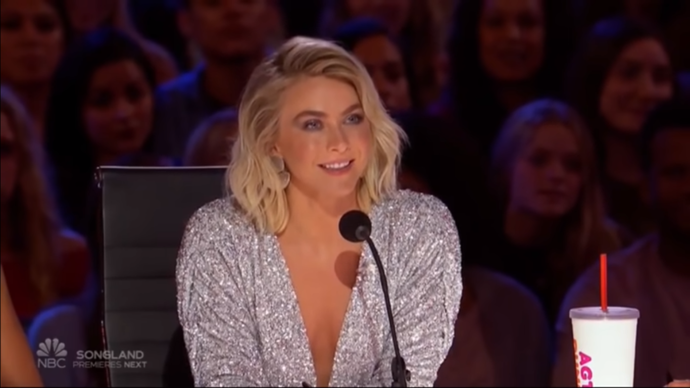 Julianne Hough America S Got Talent Wiki Fandom