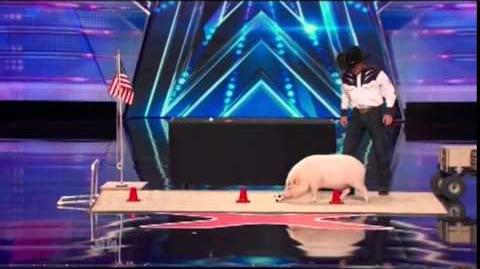 America's Got Talent 2014 Top Hogs Auditions 3