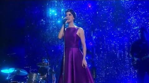 America's Got Talent 2015 S10E19 Live Shows - Alicia Michilli Soulful Singer