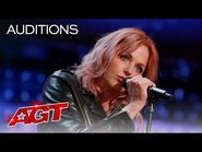"""Storm Large Sings an Unbelievable Cover of """"I've Got You Under My Skin"""" - America's Got Talent 2021"""