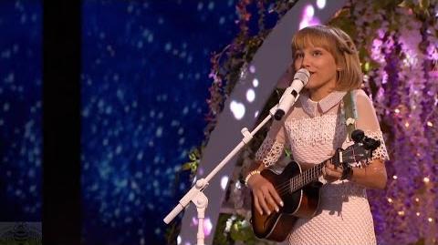 America's Got Talent 2016 Finals Grace Vanderwaal S11E22