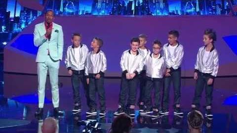 Struck Boyz - America's Got Talent 2013 Season 8 - Radio City Music Hall