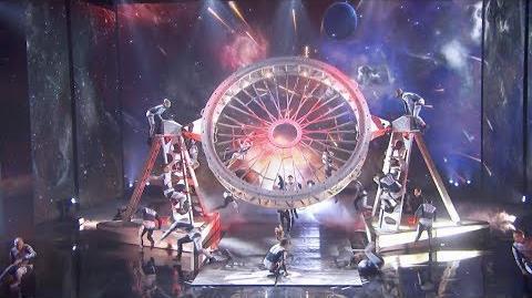 America's Got Talent 2017 Diavolo Performance & Judges' Comments S12E17 1