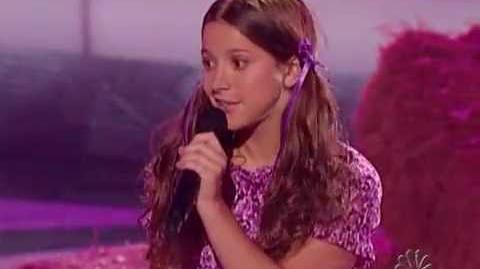 America's Got Talent - Taylor Ware (Final Show)