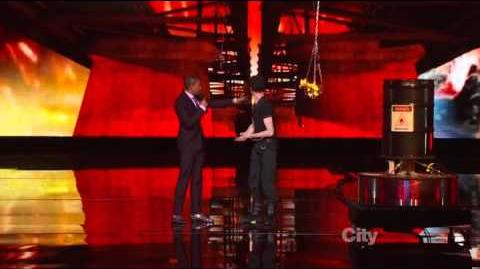 David Ferman - America's Got Talent 2013 Season 8 - Radio City Music Hall FULL