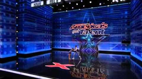 America's Got Talent 2015 Semeneya Auditions 5