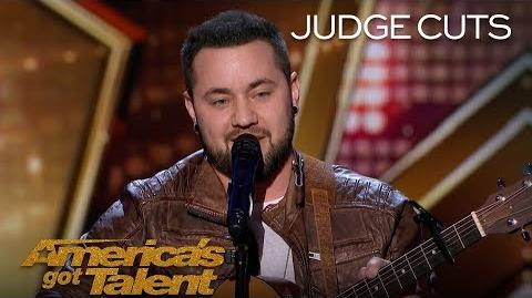 """Brody Ray Transgender Singer Performs Original Song, """"Wake Your Dreams"""" - America's Got Talent 2018"""
