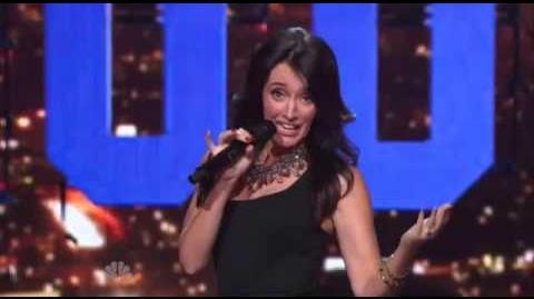 Angela Hoover - America's Got Talent 2013 Season 8 - The Semi-Finals FULL