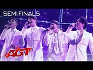 """Korean Soul Sings an Inspiring Cover of """"You Say"""" by Lauren Daigle - America's Got Talent 2021"""