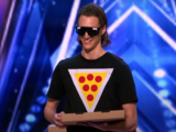 Pizza Man Nick Diesslin