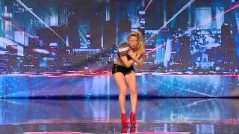 America's Got Talent 2013 Miu