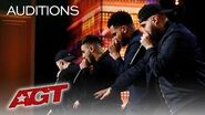 Berywam This Beatboxing Group Will SHOCK You! - America's Got Talent 2019