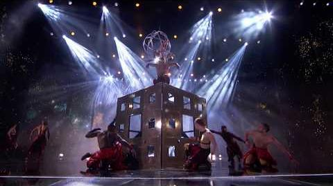 America's Got Talent 2017 Diavolo Performance & Comments Semi-Finals S12E21
