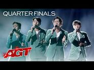 """Korean Soul Sings """"I Don't Want To Miss A Thing"""" by Aerosmith - America's Got Talent 2021"""