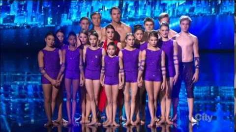 America's Got Talent 2014 Quarterfinal 3 Results 5