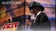 Vietnam War Veteran Chases Dreams With SURPRISING Performance! - America's Got Talent 2019