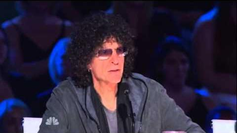 America's Got Talent 2015 3 Shades of Blue Judges Cuts Week 1