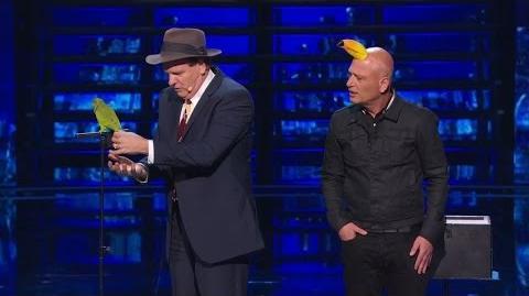 America's Got Talent 2015 S10E10 Judge Cuts - Dana Daniels Magician