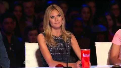 America's Got Talent 2015 Daniella Mass Auditions 4