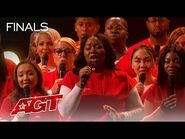 """Northwell Health Nurse Choir Sings a MOVING Cover of """"Stand By You"""" - America's Got Talent 2021"""