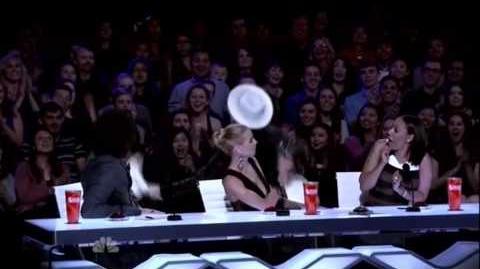 America's Got Talent 2015 Paul Ponce Judges Cuts Weeks 1