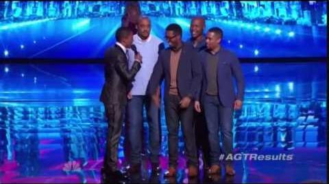 America's Got Talent 2014 Semi-Final 1 Results 2