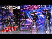 Guapacharros Delivers an UNEXPECTED Performance - America's Got Talent 2021