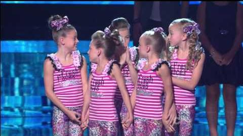 The Results part 2 America's Got Talent 2013