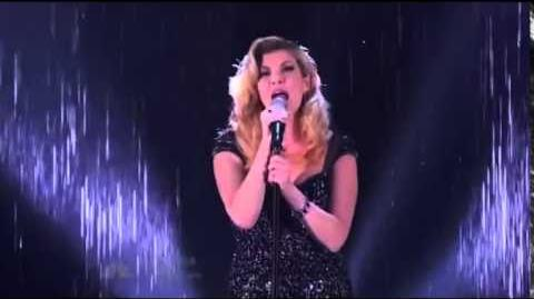 America's Got Talent 2014 Emily West 2nd Grand Final Performance