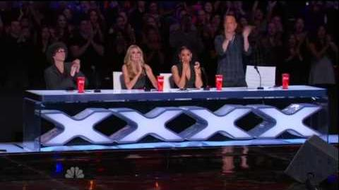 America's Got Talent 2015 The Craig Lewis Band Auditions 2