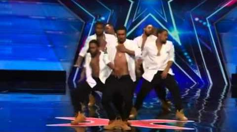 America's Got Talent 2015 The Ken Project Auditions 3