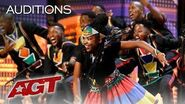 The Ndlovu Youth Choir From South Africa Will Leave You EMOTIONAL - America's Got Talent 2019