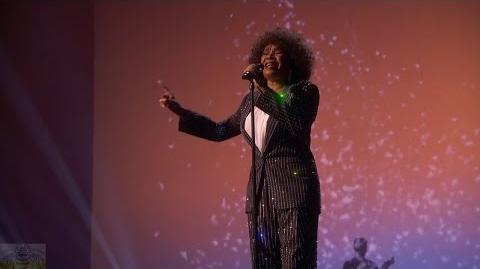 America's Got Talent 2016 Ronee Martin R&B Queen Live Shows Round 3 S11E16