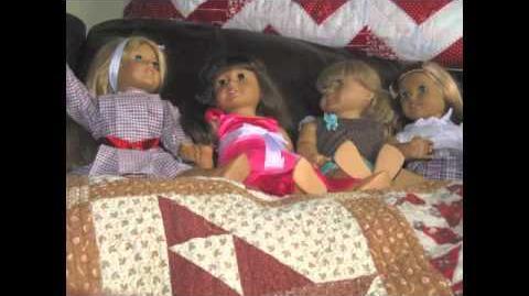 Dance Moms! American Girl Doll Version!