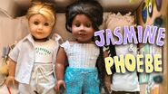 Jasmine and Phoebe